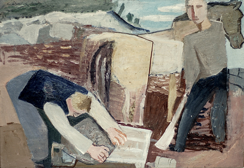 Intergenerational: The Work of Aage Storstein and Matthew Storstein