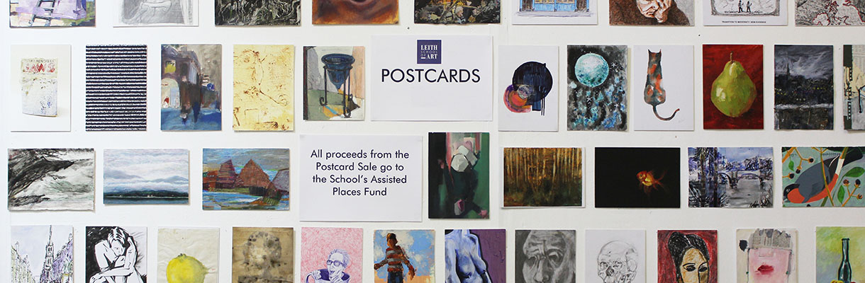 Fundraising Postcard Sale 2018: Lucky Dip