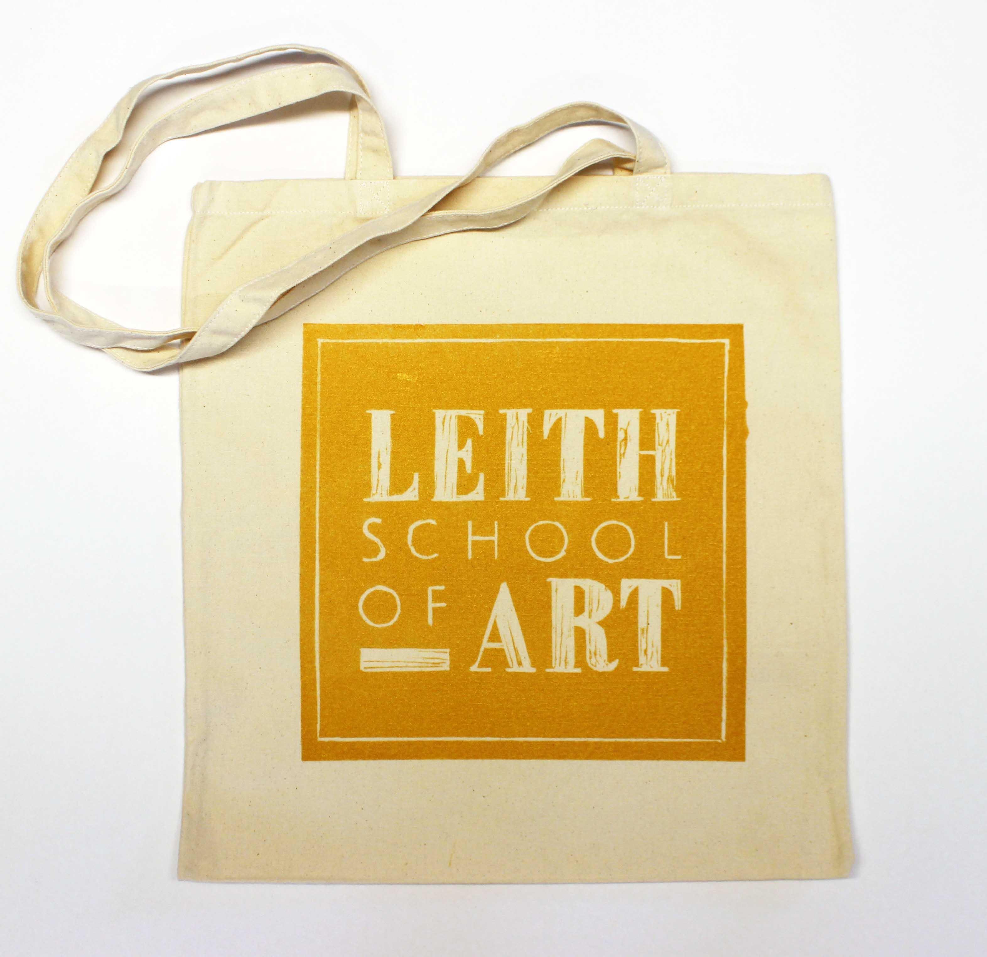 Gold Tote Bag - £15