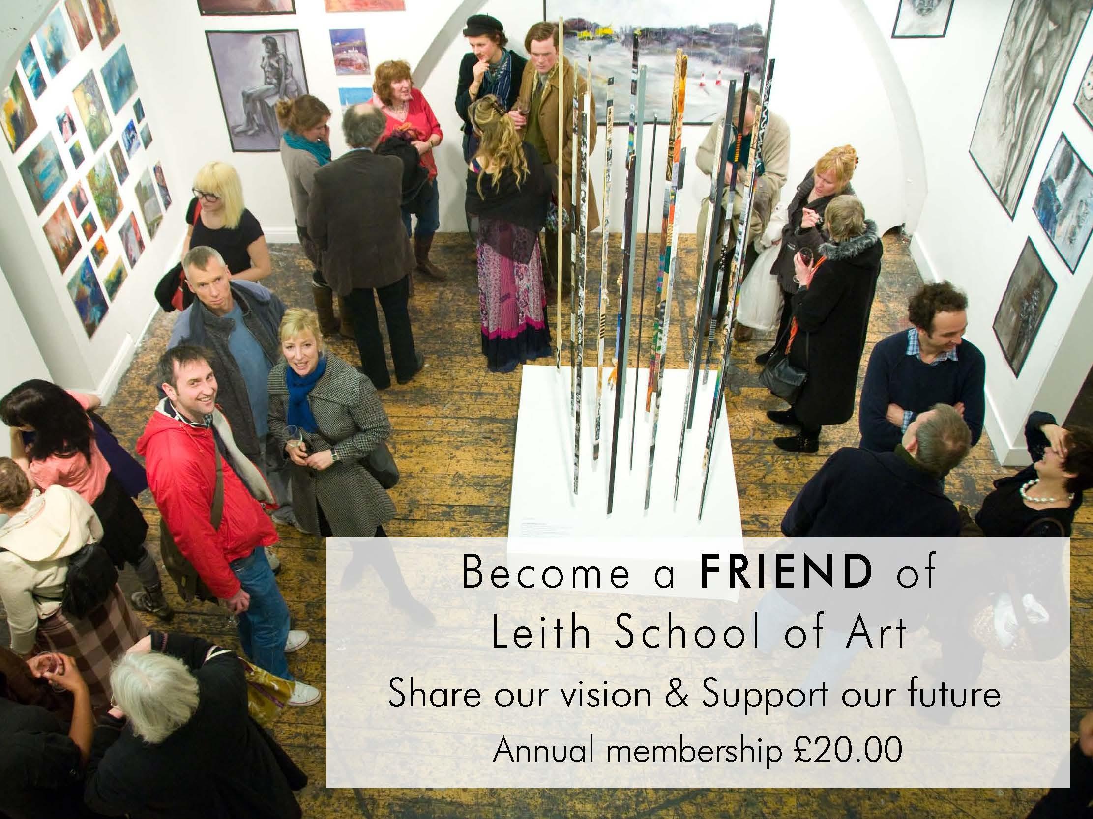 Friends Membership - £20